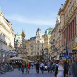 Graben, Vídeň