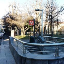 Porta Nuova Metro Station