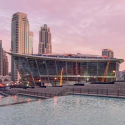 opera v Dubaju