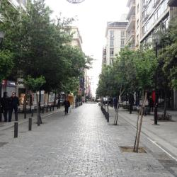 Ermou Street-Shopping Area