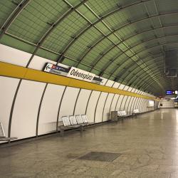 Odeonsplatz underground station
