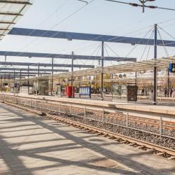 Leppävaara Train Station