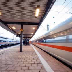 Mannheim Central Station
