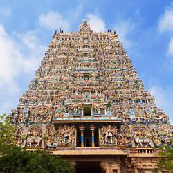 Tempio di Meenakshi, Madurai