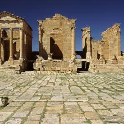 Roman ruins of Sufetula, Sidi Bouzid