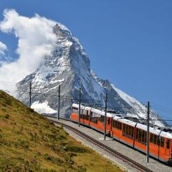 Zermatt Train Station
