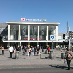 Κεντρικός Σταθμός Τρένου Ντόρτμουντ