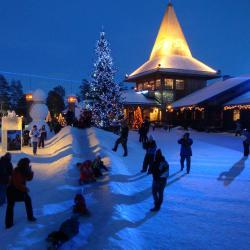 Santa Claus Village, Napapiiri