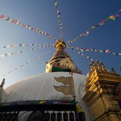 Swayambhu, Katmandu