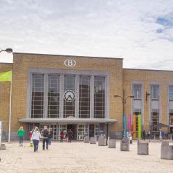 Gare de Bruges