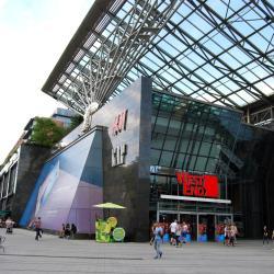 Winkelcentrum Westend City Center, Boedapest