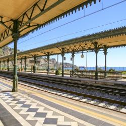 Taormina-Giardini Train Station