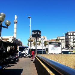 Castellane Metro Station