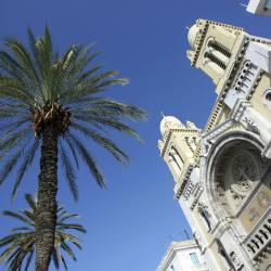 Třída Habiba Bourguiby, Tunis