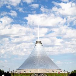 Khan Shatyr Entertainment Centre, Astana