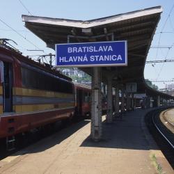 Bratislava Main Station