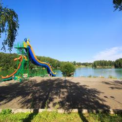 Lake Aya, Rybalka