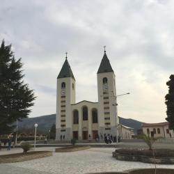 St. Jacobs Church, Međugorje