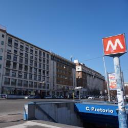 Castro Pretorio Metro Station