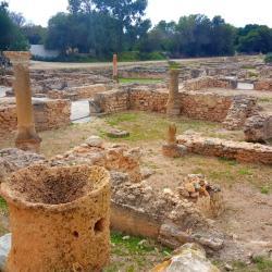 Pupput Roman Site, Hammamet