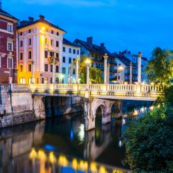 Cobblers' Bridge Ljubljana