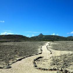 Christoffel National Park, Lagun