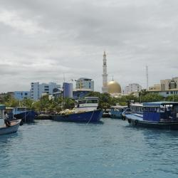Hulhumale'  Ferry Terminal, Male
