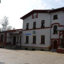 Polanica Zdroj Train Station