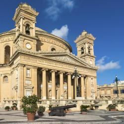 Kościół Rotunda w Mosta, Naxxar