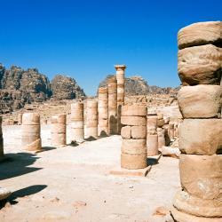 The Great Temple, וואדי מוסא