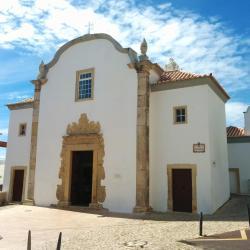 Church of Sao Sebastiao - Sacred Art Museum