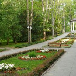 Polanica Zdrój Spa Park
