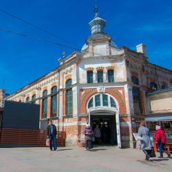 Peter's Market, Liepāja