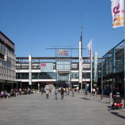 Itis-kauppakeskus, Helsinki