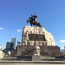 Chinggis Khan Statue, Ulaanbaatar