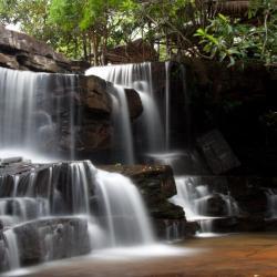 Kbal Chhay Waterfalls, Sihanoukville