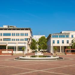 Republic Square, Podgorica