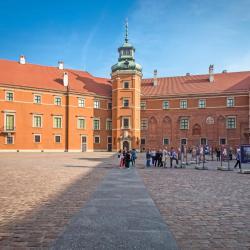 Varšuvos karališkoji pilis