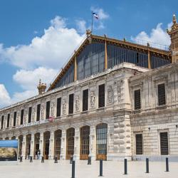 Marseille Saint-Charles Train Station