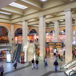 Porta Nuova Train Station