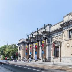 Royal Museums of Fine Arts of Belgium, Brussels