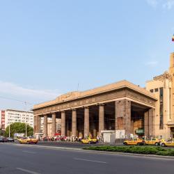 Bucharest North Train Station