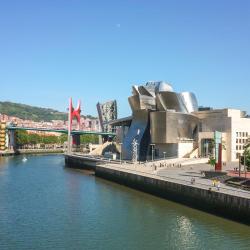 Guggenheim Museumd, Bilbao