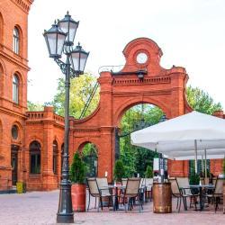 Centrum handlowe Manufaktura, Łódź