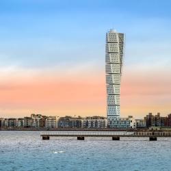 Grattacielo Turning Torso, Malmö