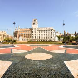 Plac Kataloński, Barcelona