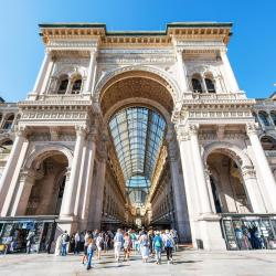 Galleria Vittorio Emanuele, Milaan