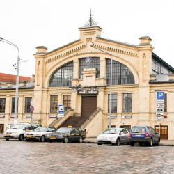 Hale Market, Vilnius