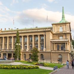 New Palace Belgrade, Belgrade