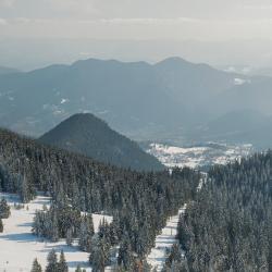 Estación de esquí Pamporovo